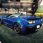 2015 Blue Z06 5