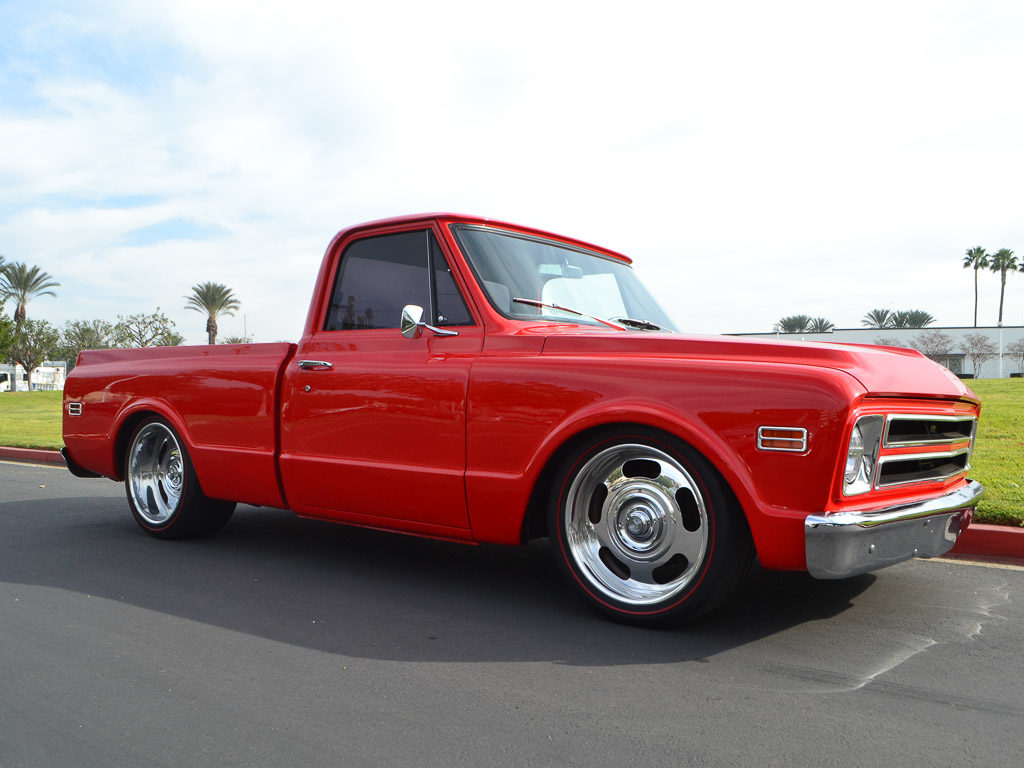 Featured Car Of The Week 1968 Chevy Custom Pickup Truck Classic Car Collector News
