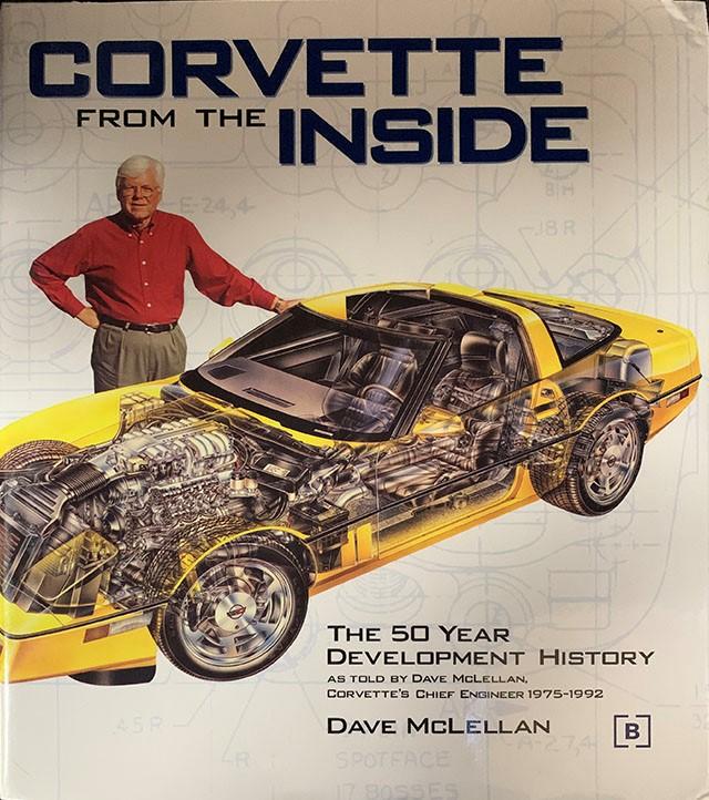 Corvette from the Inside