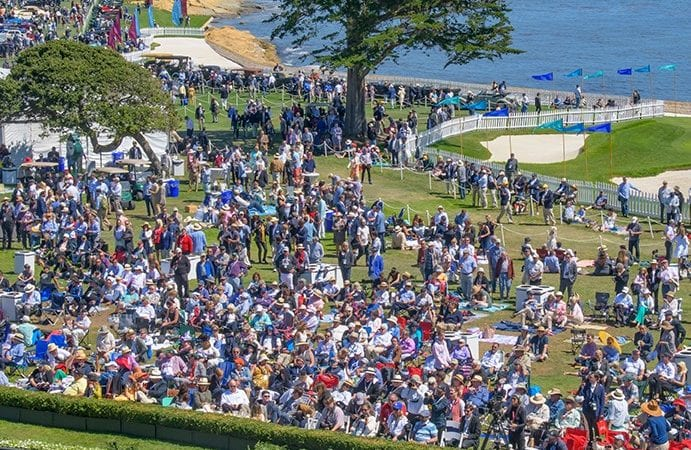 pebble beach 2019