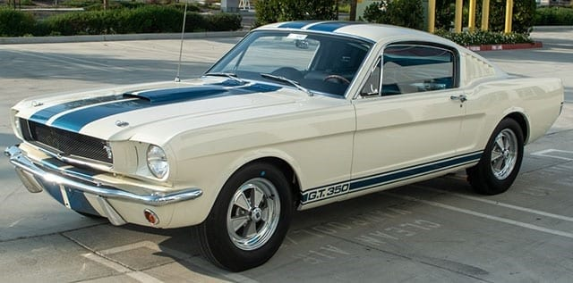 1965 ford shelby