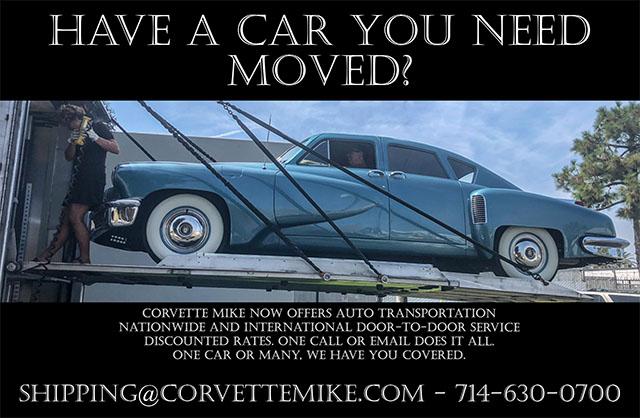 Transport Service Ad