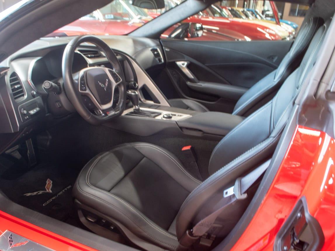 2015 Red Corvette Z06 0695 1